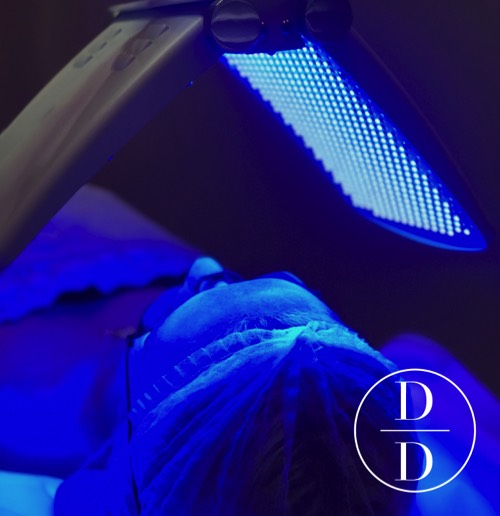 led-facial-dermal-distinction